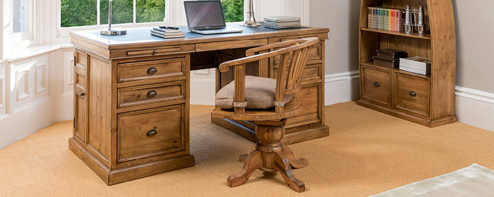Beautiful ... Increase Your Work Efficiency From The Comfort Of Your Home. Desks Good Looking