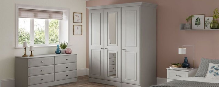 Clovelly Collection - Grey