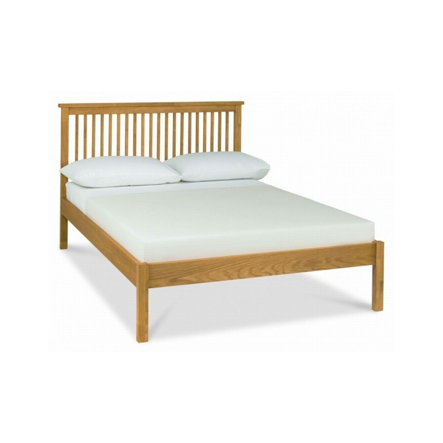 Miami Low Foot End Bed Frame Double