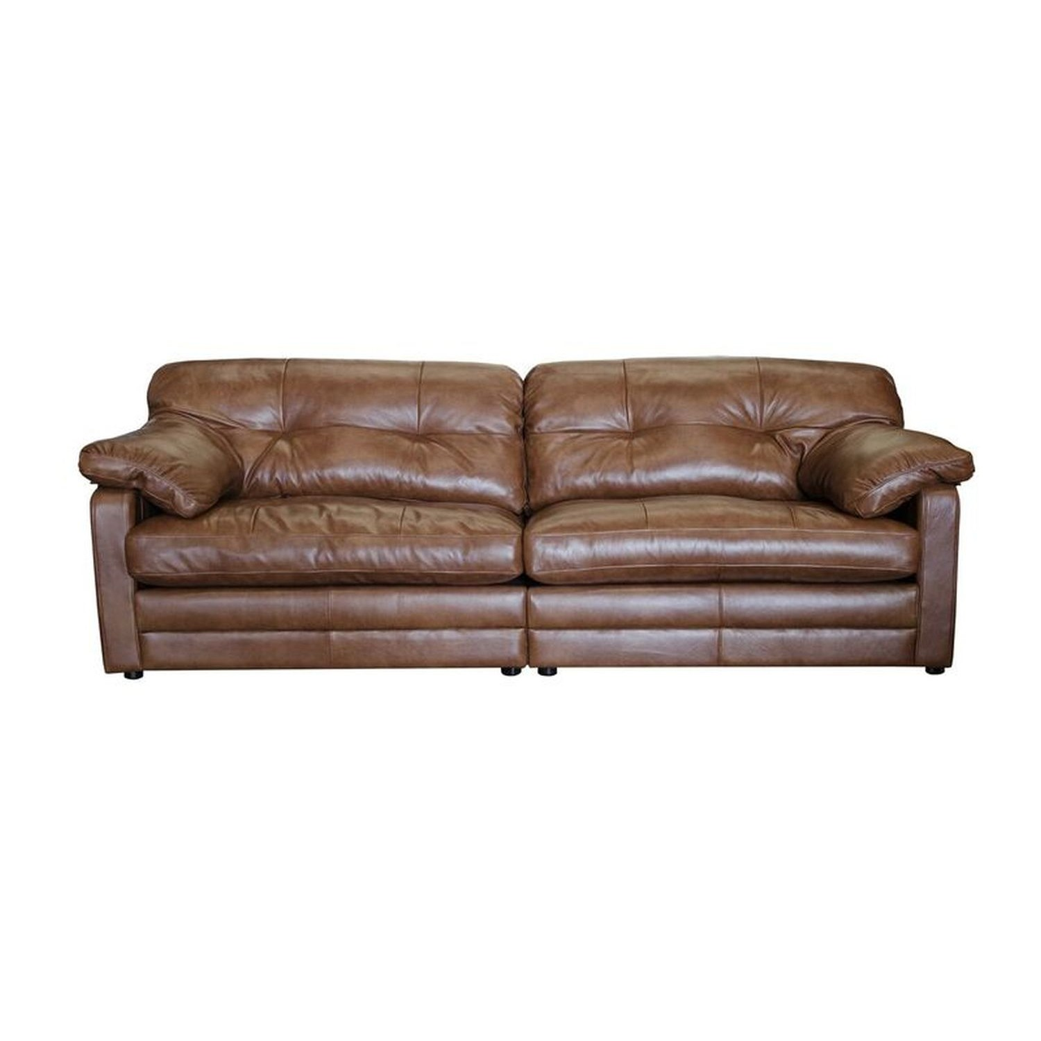 Miraculous Alexander James Bailey 4 Seater Split Leather Sofa Uwap Interior Chair Design Uwaporg