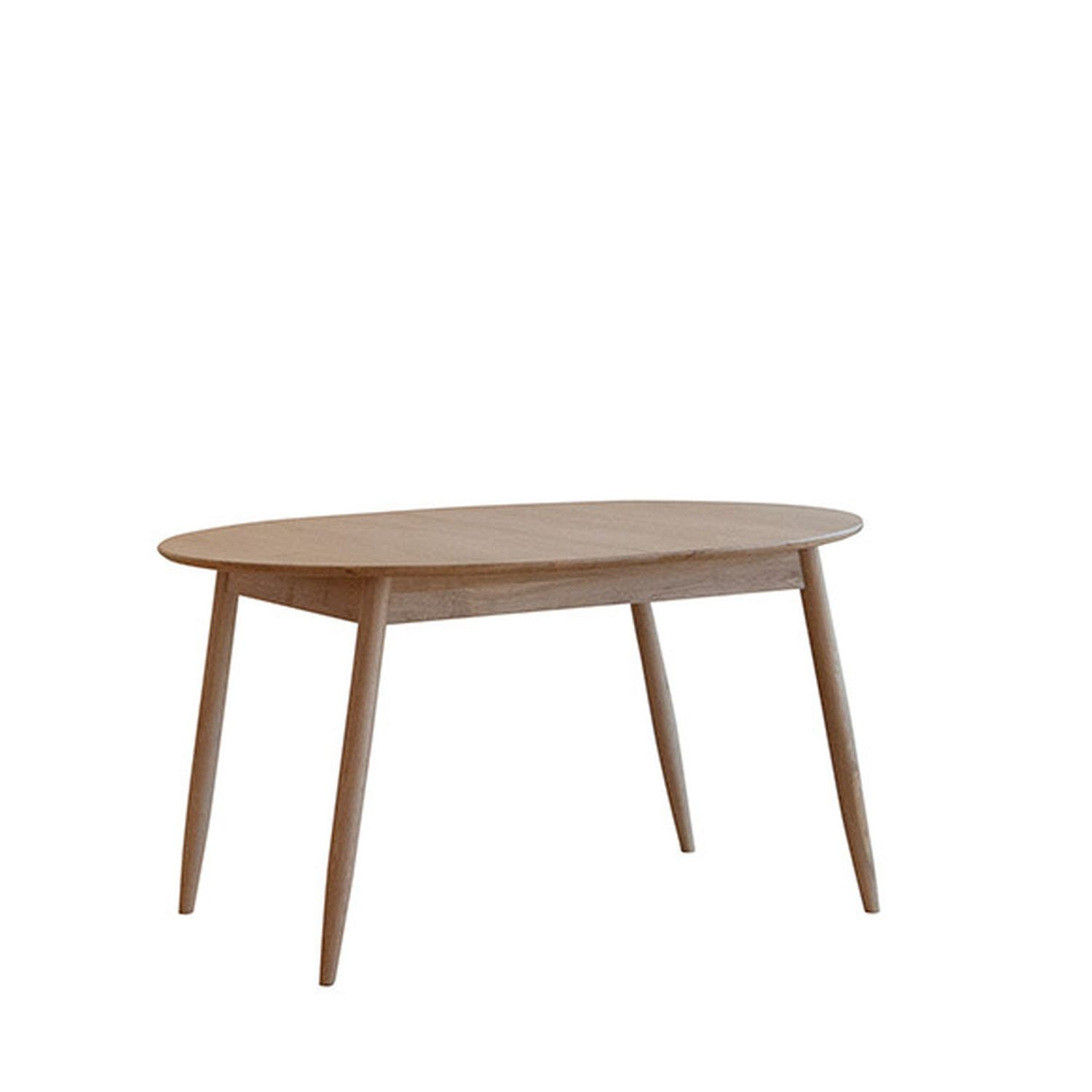 Small Extendable Dining Table Ercol Teramo Small Extending Dining Table