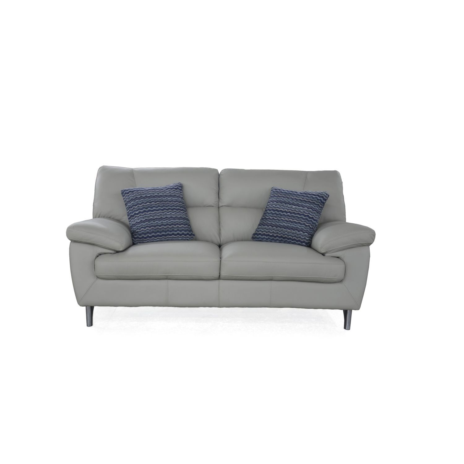 Picture of: Celia Two Seater Leather Sofa