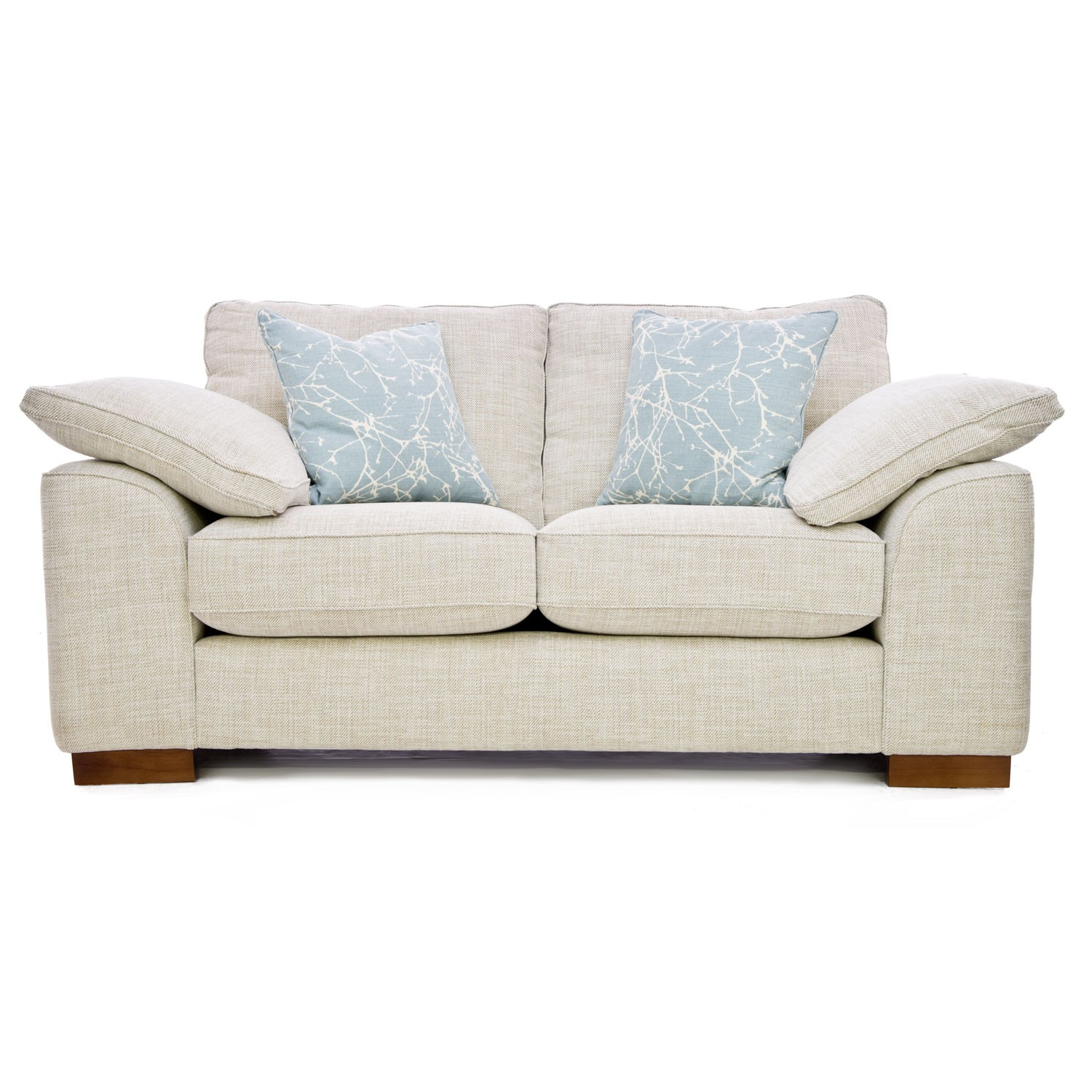 Blaise Two Seater Fabric Sofa