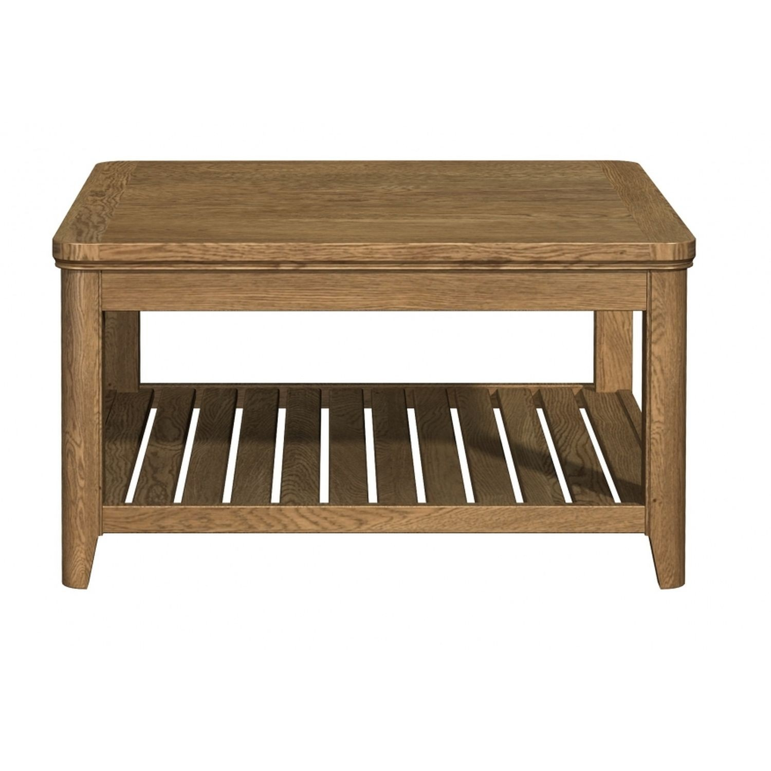 Copeland Square Coffee Table Oak