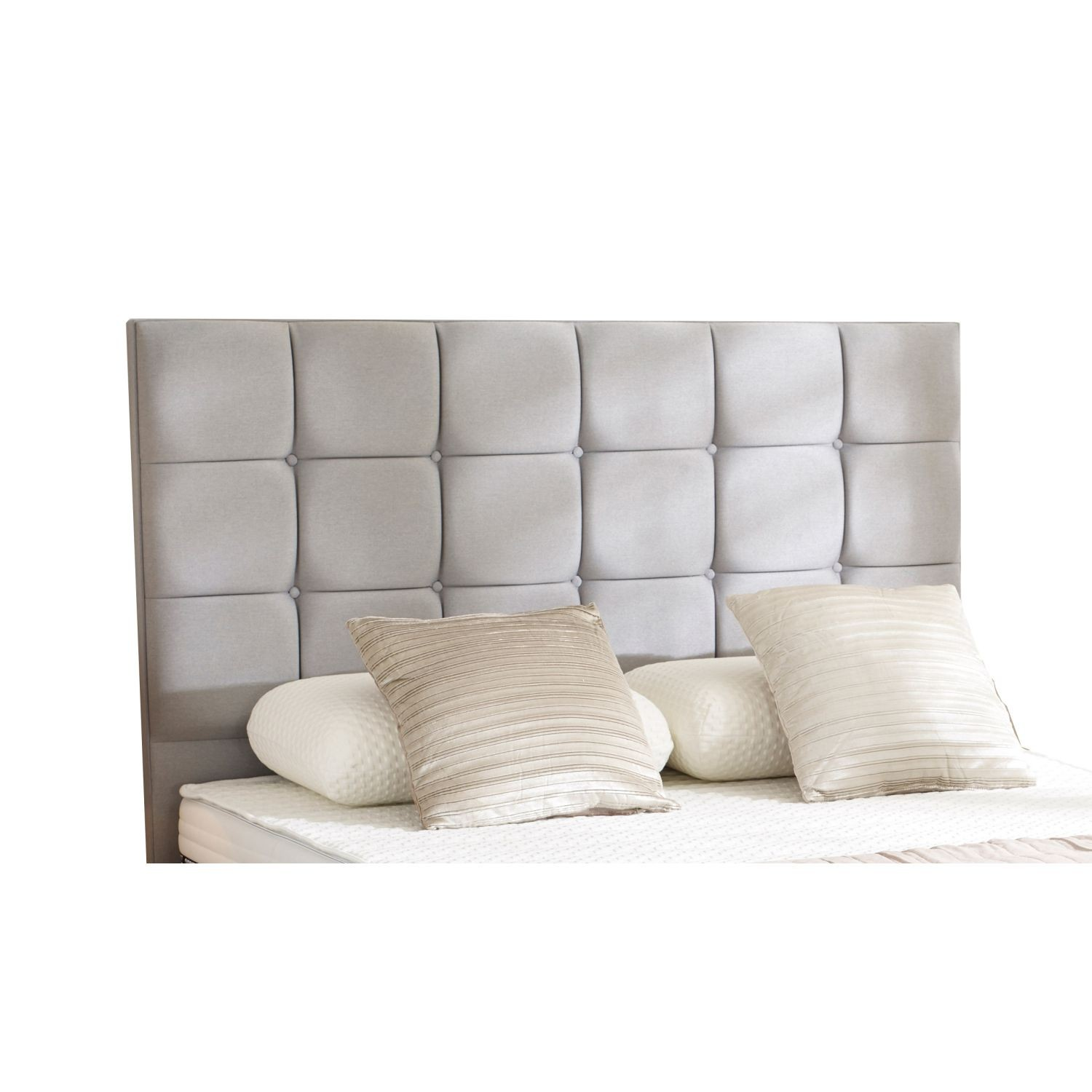 mammoth cube headboard small double. Black Bedroom Furniture Sets. Home Design Ideas