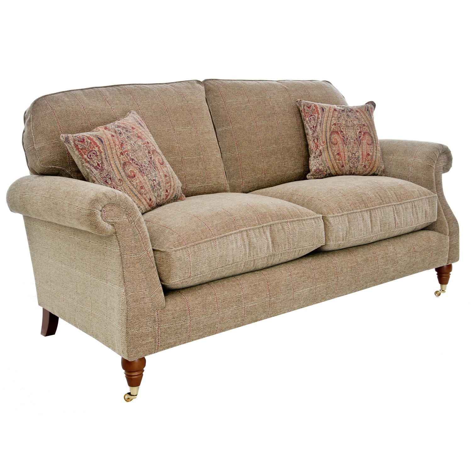 Parker knoll westbury two seater sofa for Sofa 7 seater