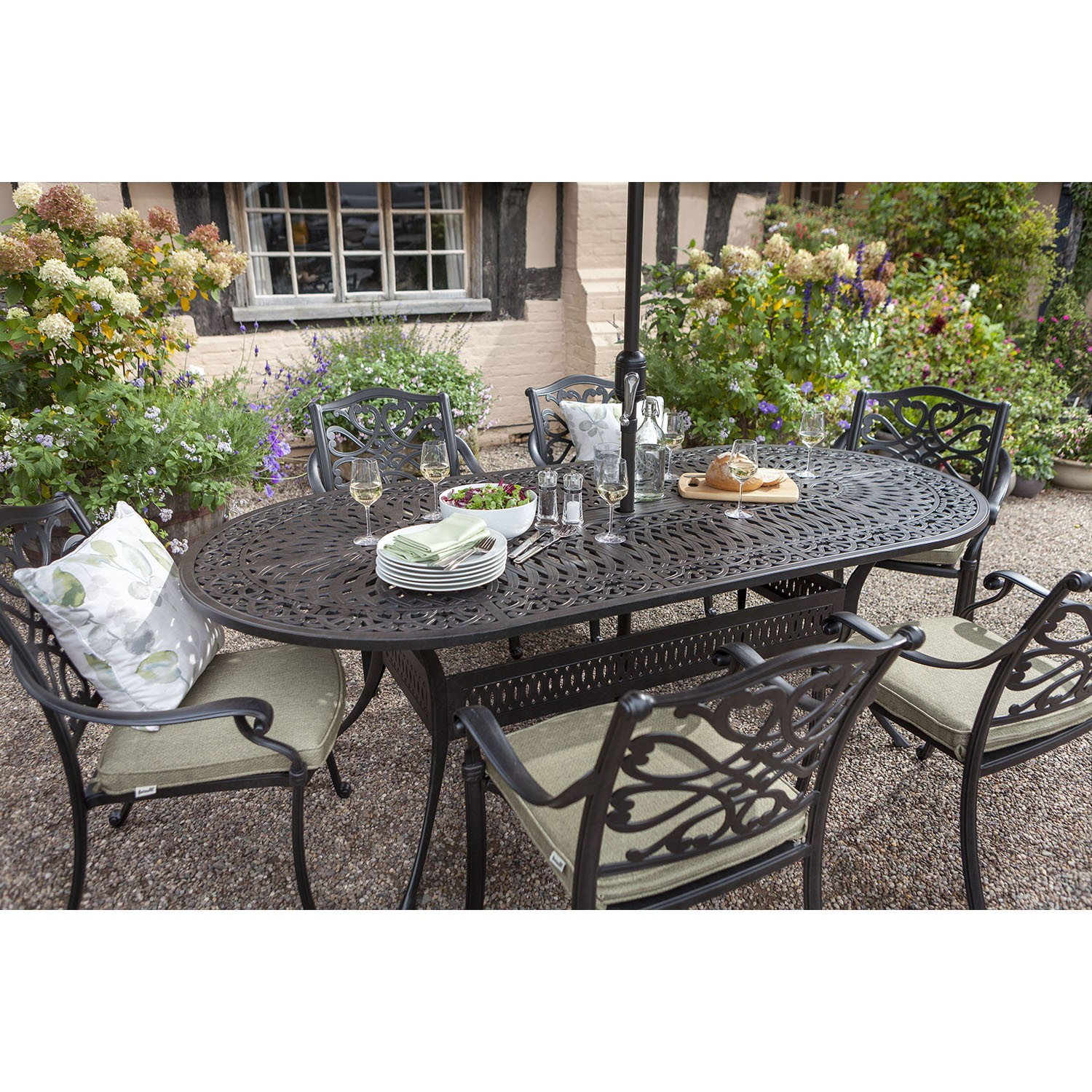 pinterest furniture oval pin table inch patio ideas round