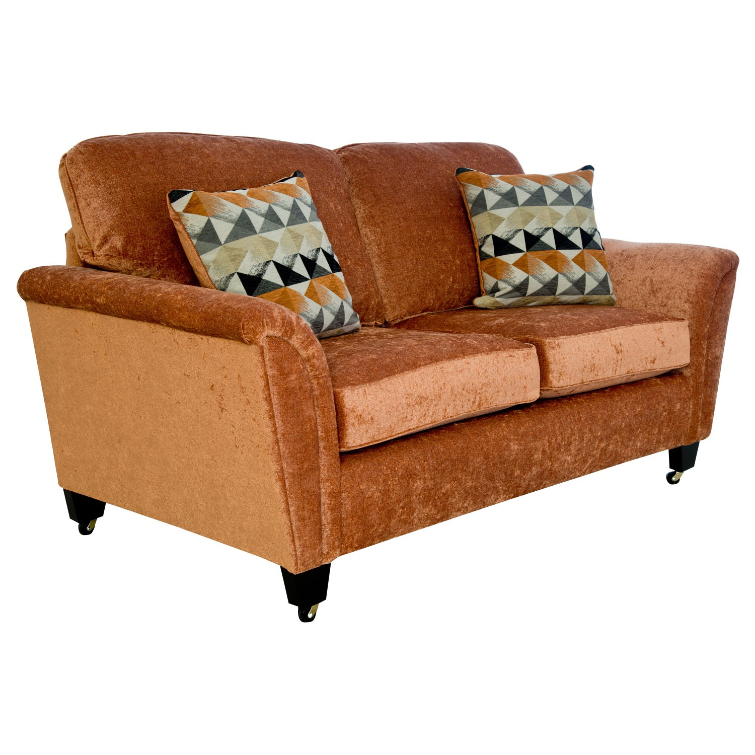 Barcelona two seater sofa for Sofa 8 seater