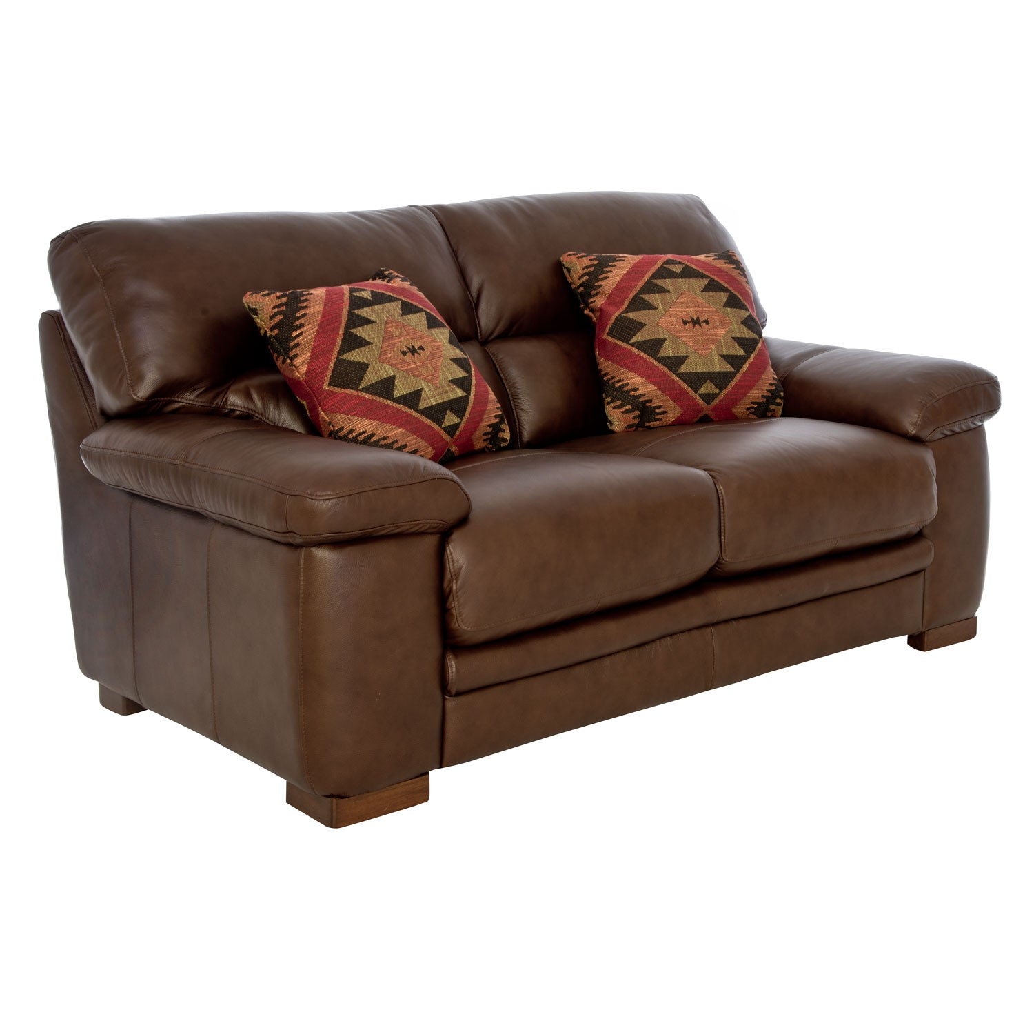 Artemis Two Seater Leather Sofa