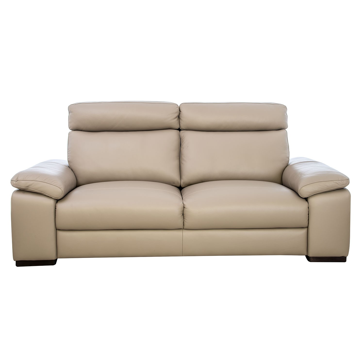 Astounding Polo Divani Merry Due Three Seater Leather Sofa Squirreltailoven Fun Painted Chair Ideas Images Squirreltailovenorg