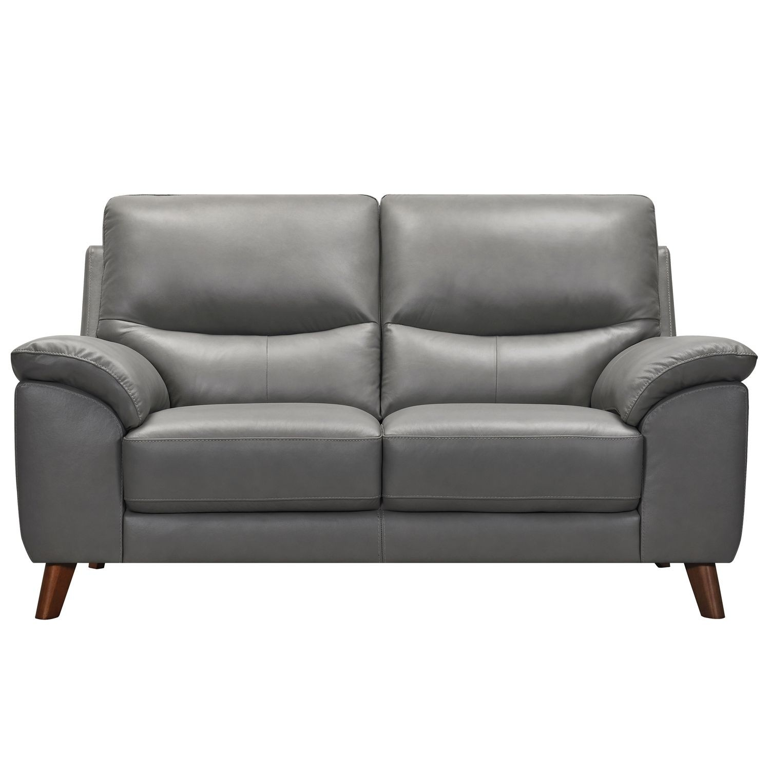 Eve Two Seater Leather Sofa