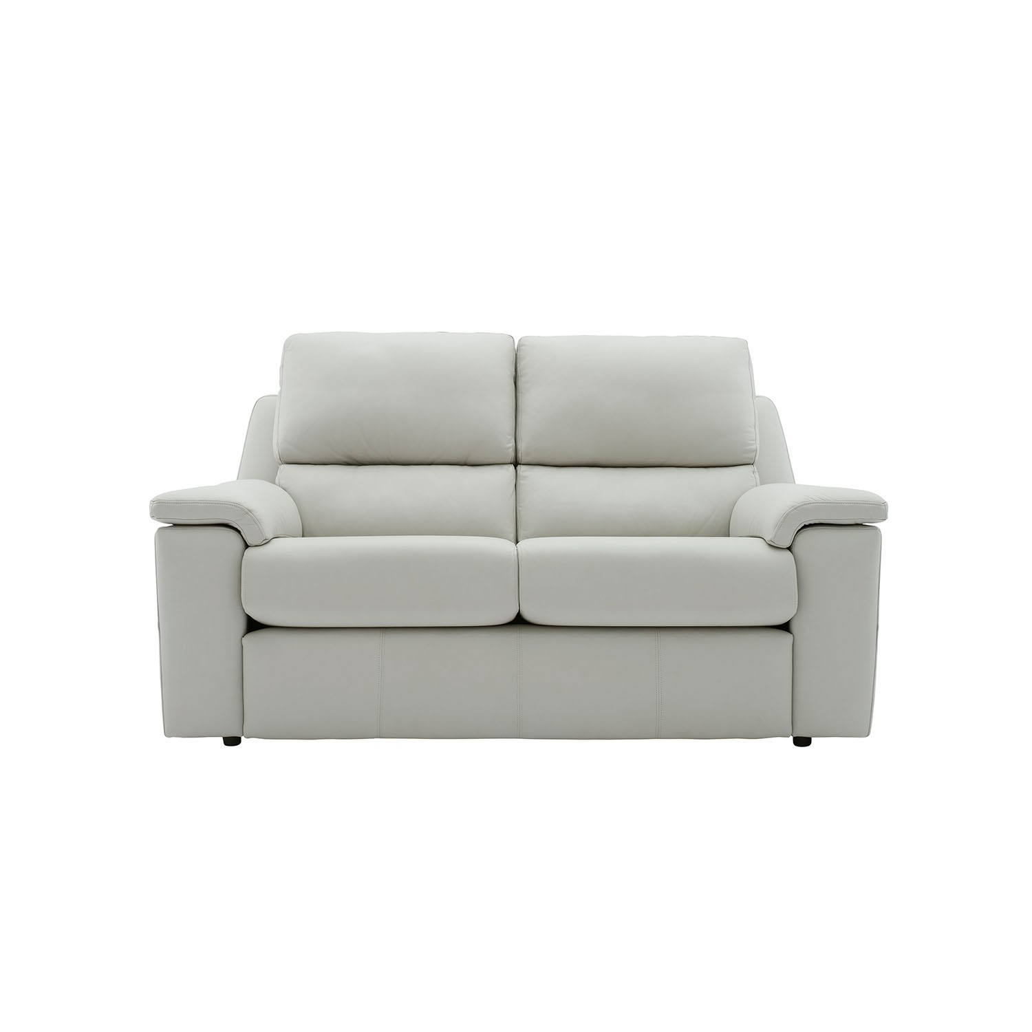 G Plan Taylor Two Seater Power Recliner Leather Sofa