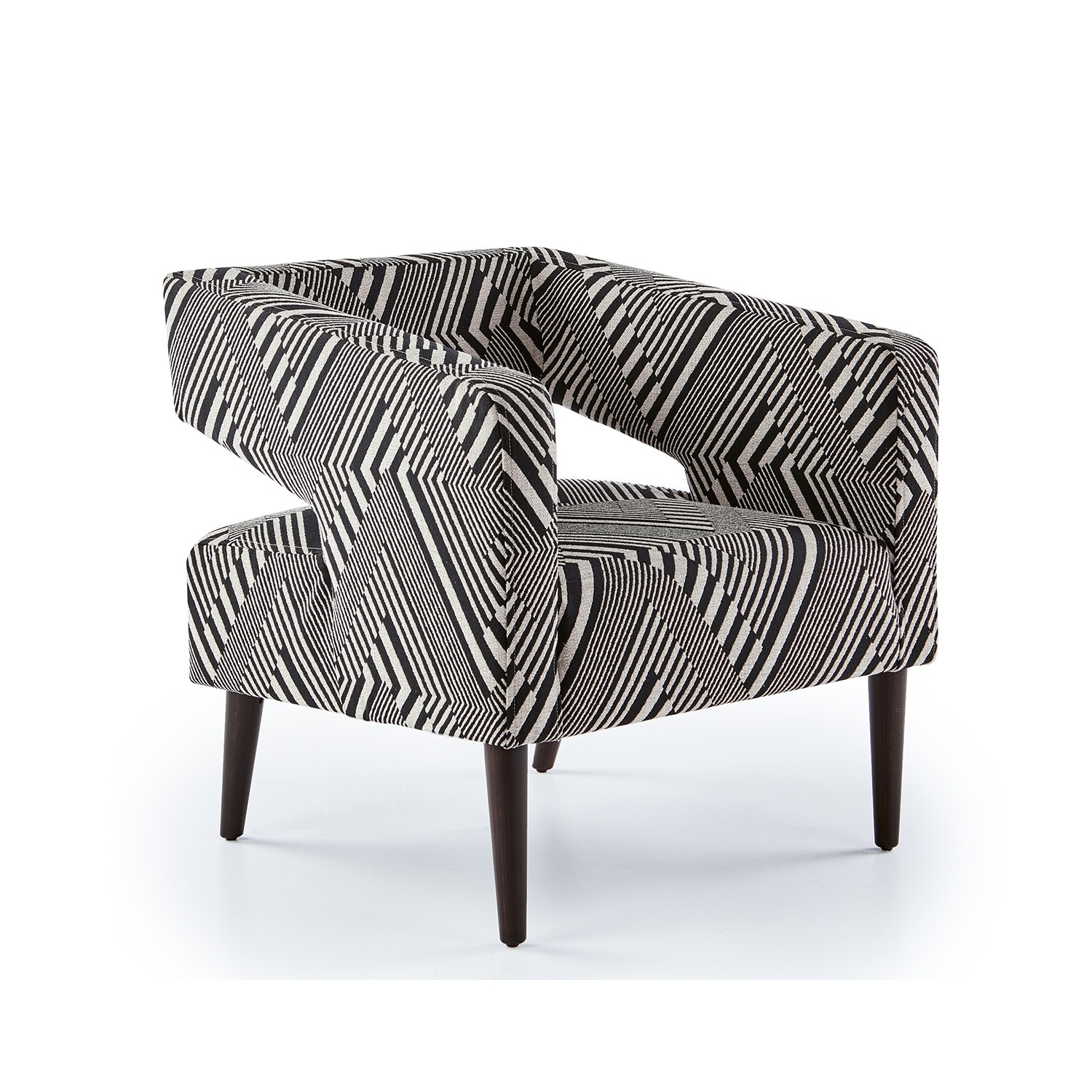 Terrific Tosca Fabric Accent Chair Creativecarmelina Interior Chair Design Creativecarmelinacom