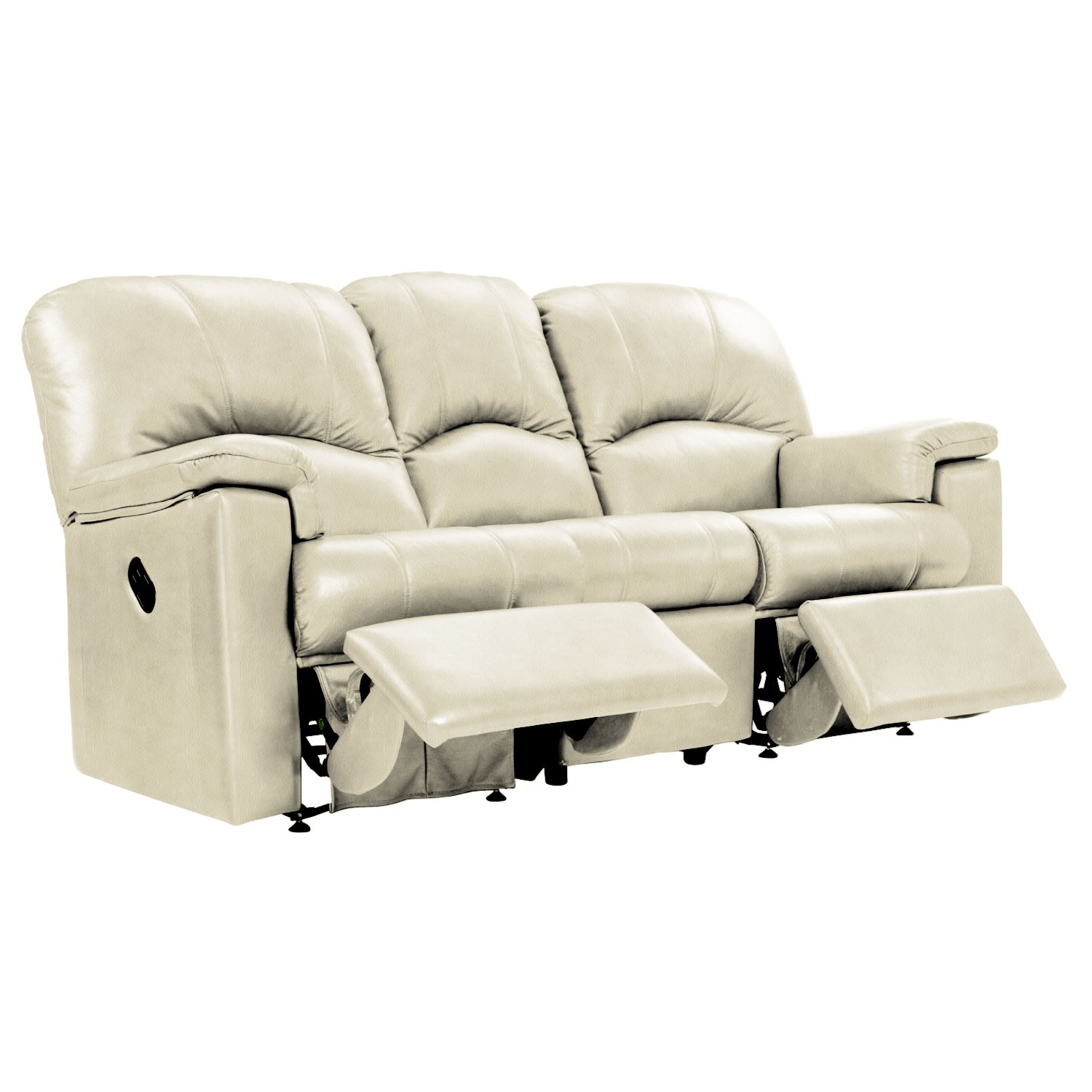 G Plan Chloe Three Seater Double Recliner Sofa
