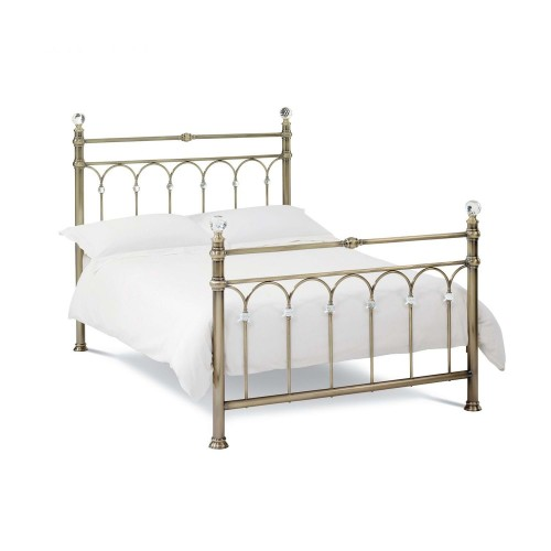 Casa Krystal Bed Frame, Double