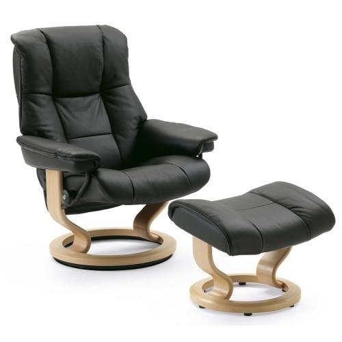 Stressless Chelsea Chair & Stool