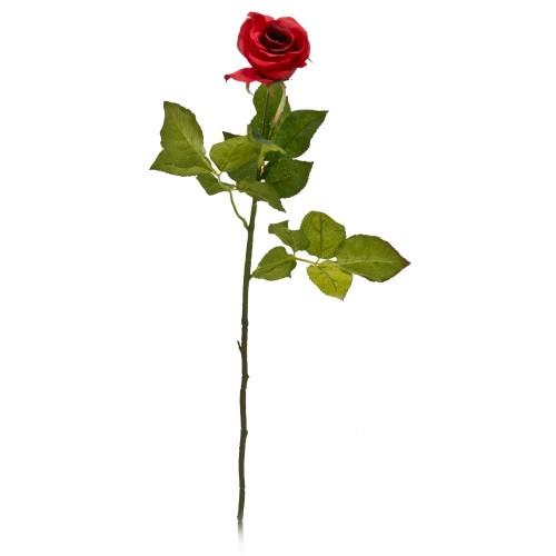 Casa Large Red Rose Bud