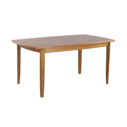 Nathan Furniture Limited Shades Teak Ext Boat Leg Table
