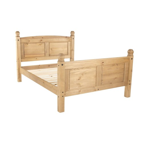 Connor Double High End Bedstead