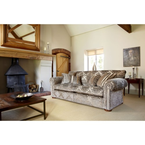 Duresta Waldorf 3 Seater Sofa (2 Cushions)