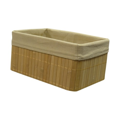 Casa Bamboo Small Basket