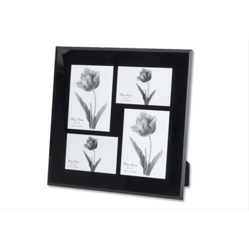 Hampton Noir Glass Multi Aperture Frame