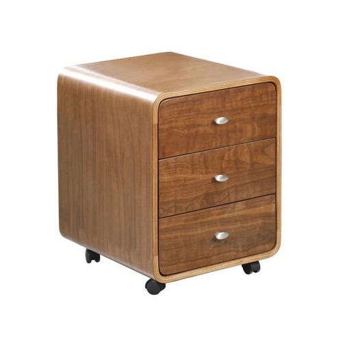 Jual Curve 3 Drawer Cabinet