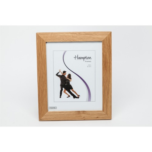 Hampton Frames New England Solid Oak 8x10