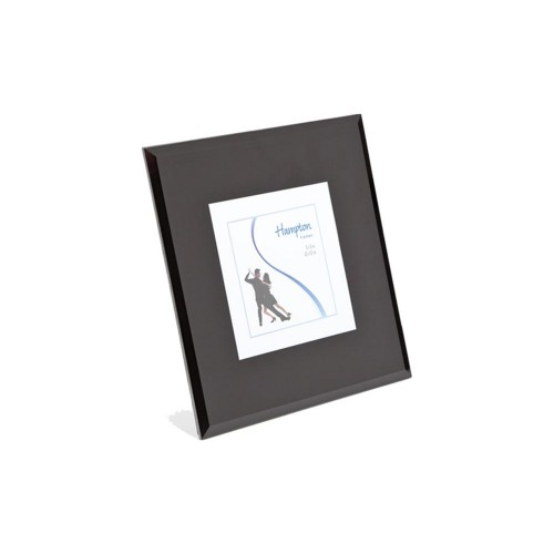 Hampton Frames Bevel Glass 8x10, Black