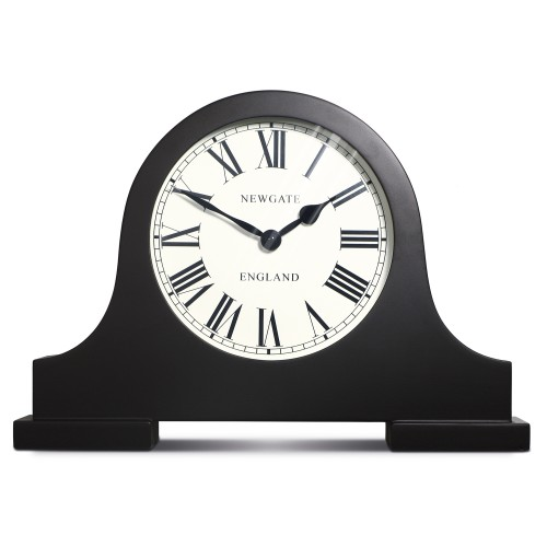 Newgate Wooden Mantel Clock
