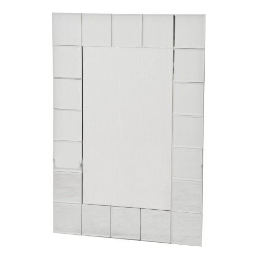 Casa Small Square Border Mirror