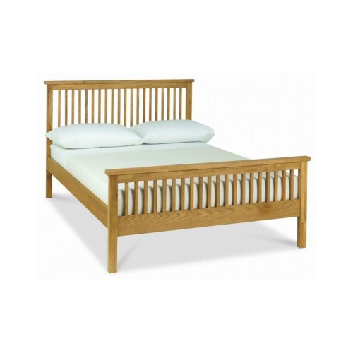 Casa Atlanta Single High Foot End Bedstead