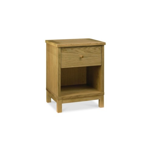Casa Atlanta 1 Drawer Nightstand