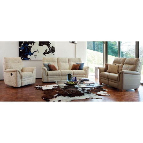 Parker Knoll Hudson 3 Seater Sofa 3 Seat