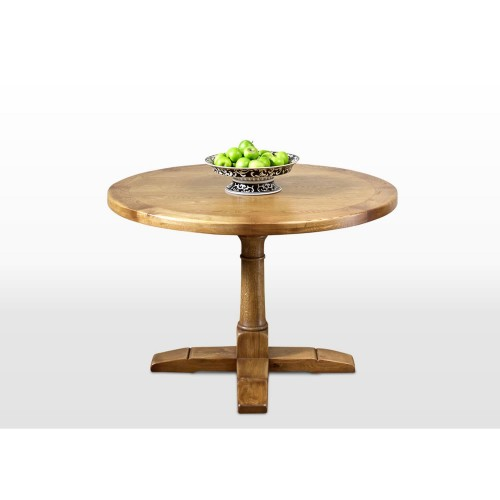 Old Charm Chatsworth Round Dining Table