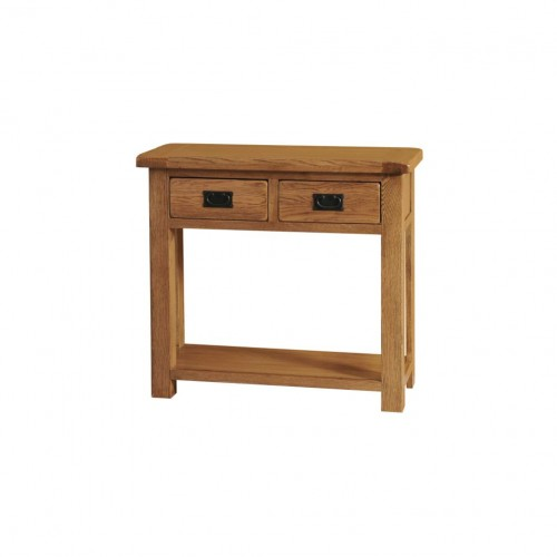 Casa Bordeaux Console Table 2 Drawers