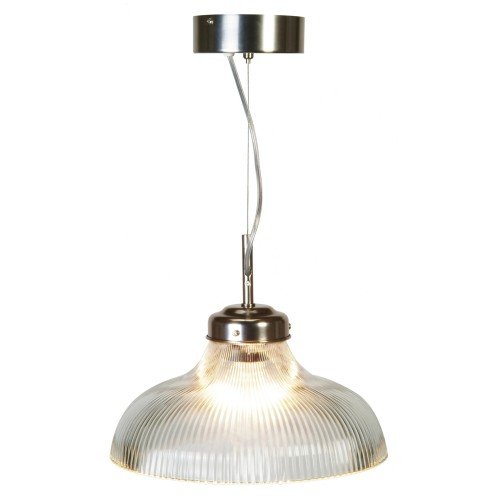 Garden Trading Paris Pendant Light, Nickel
