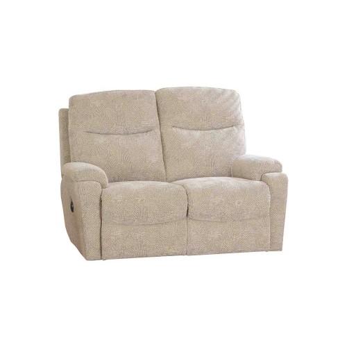 Casa Worcester 2 Seater Fabric Sofa, Oatmeal