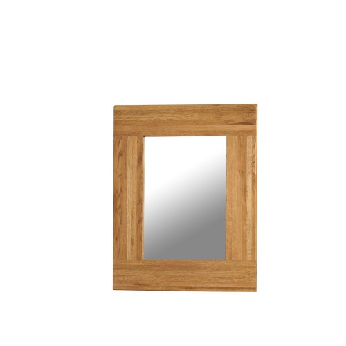 Casa Bordeaux Wall Mirror 75x60cm Mirror, Oak