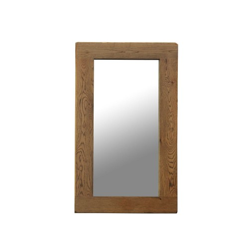 Casa Bordeaux Wall Mirror 130x90cm Mirror, Oak