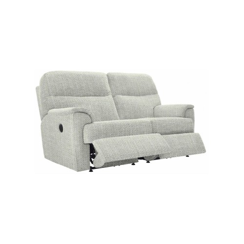 G Plan Watson 2 Seater Double  Recliner Sofa