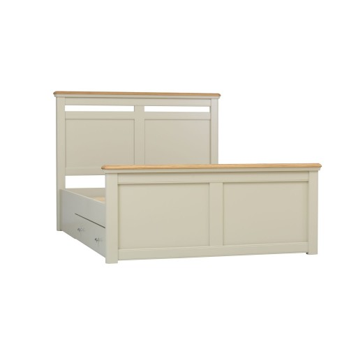 Tch Cherbourg Double Bed W/storage Double