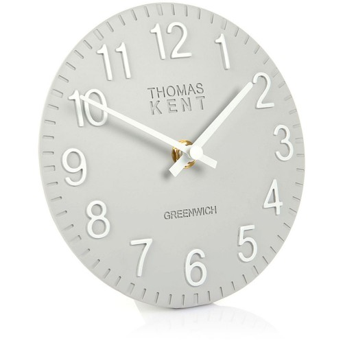 Art Marketing Cotswold Clock, Smoke