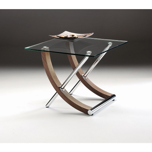 Casa Tusk Square Lamp Table