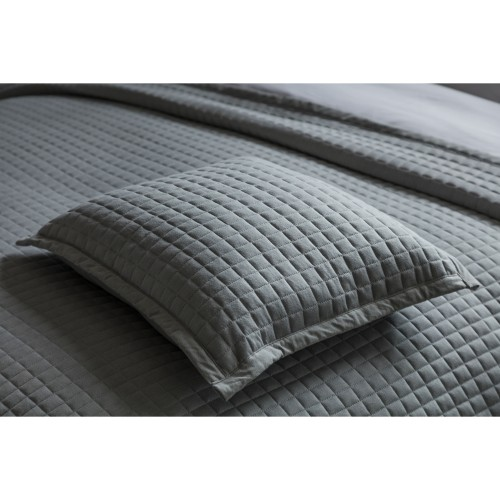 Belledorm Crompton Filled Cushion Grey