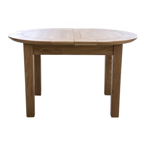 Casa Toulouse Small D-end Ext Table Table