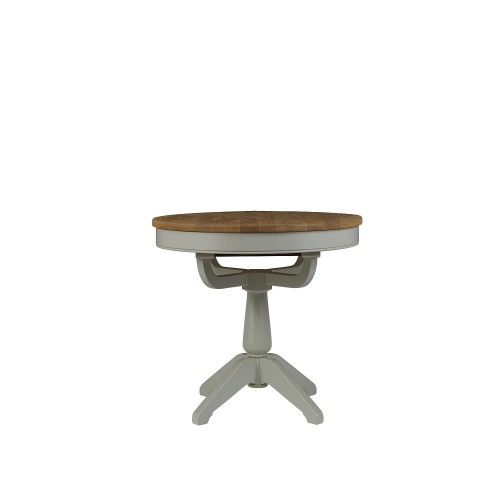 Charltons Southwark Round Ext D/table Table