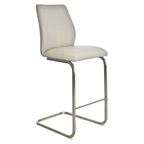Casa Tango Bar Chair - Taupe Stool, Taupe