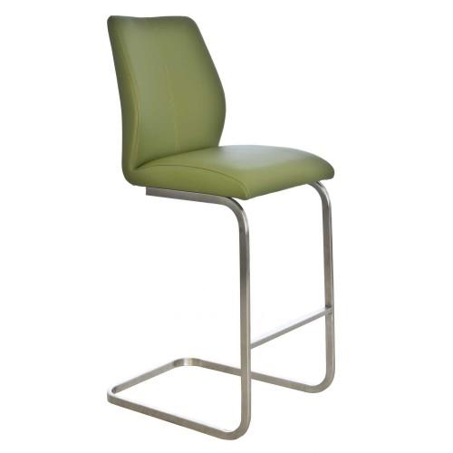 Casa Tango Bar Chair - Olive Stool, Olive