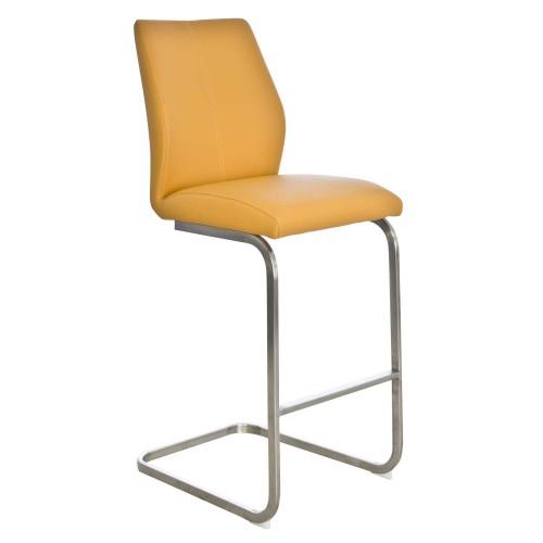 Casa Tango Bar Chair - Pumpkin Stool, Pumpkin